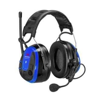 Sprechfunkgeräte und Headsets für Betriebsfunk, Alleinarbeit